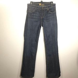 KUT FROM THE KLOTH Dark Wash Bootcut Jeans Size 6